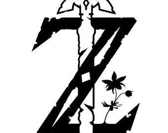 Zelda SVG