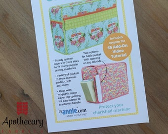 Under Cover Sewing Pattern - PAPER PATTERN - Designed byAnnie