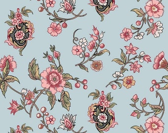 Riley Blake Designs Jane Austen at Home Cassandra - C10006-CASSANDRA - Sold by the 1/2 Yard