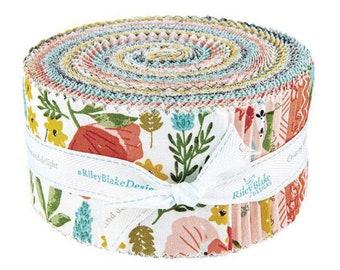 Tea With Bea Rolie Polie - PRE-CUT FABRIC - Riley Blake Designs