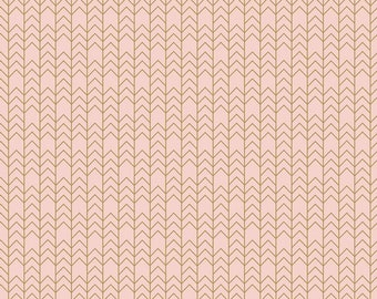 Riley Blake A Little Bit of Sparkle - Arrow Pink Sparkle - DESIGNER FABRIC - Sold by the 1/2 Yard