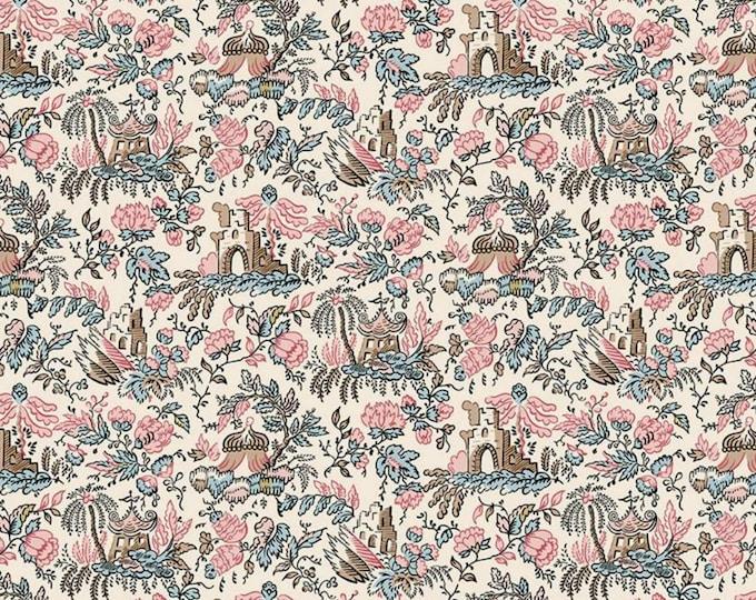 Riley Blake Designs Jane Austen at Home Sophia - Sold by the 1/2 Yard
