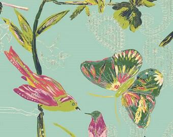 Cest La Vie Spring Joie de Vivre Fabric - ART GALLERY - Sold by the 1/2 Yard
