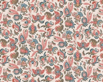 Riley Blake Designs Jane Austen at Home Jane - Sold by the 1/2 Yard