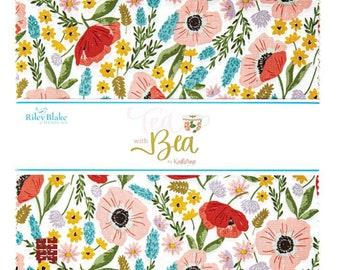 "Tea With Bea 10"" Stacker - PRE-CUT FABRIC - Riley Blake Designs"