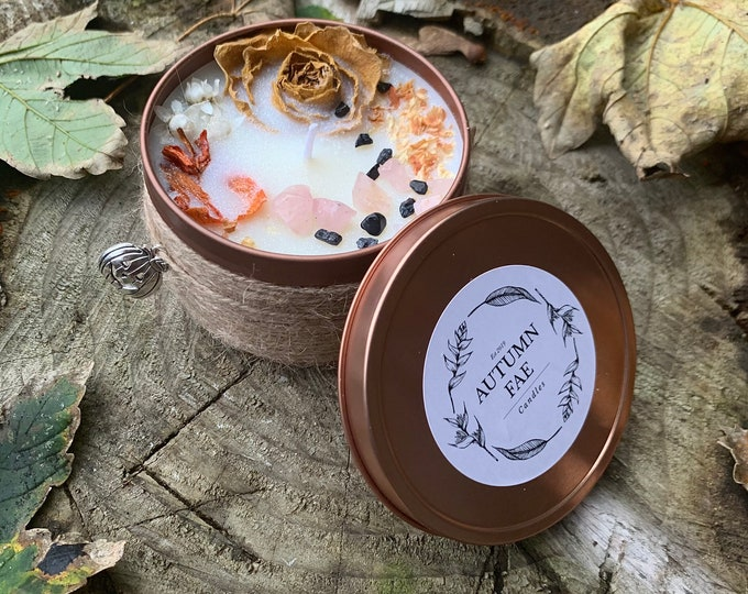 Fable- Chocolate orange scented candle