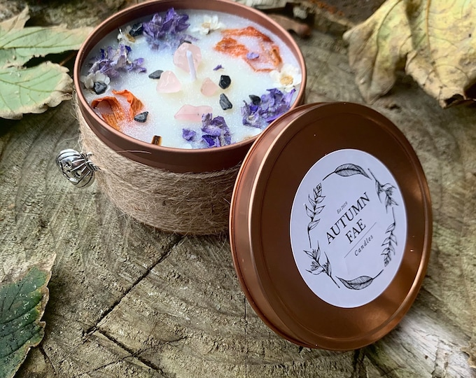 Ellie- Fresh rain scented candle