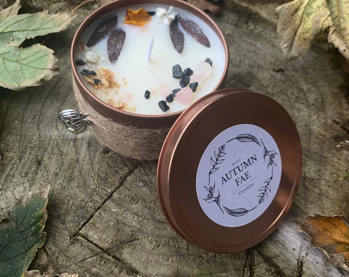 Celeste- Fresh rain scented candle