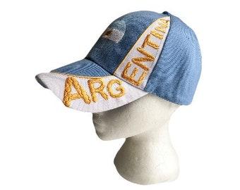 Argentina Country Flag Sports Baseball Cap Hat Caps Hats