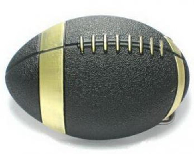 Football American Ball Game Sport Fans Belt Buckle Buckles