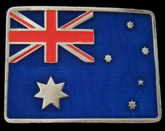Australia Australian Aussie Cool Flag Belt Buckle Buckles