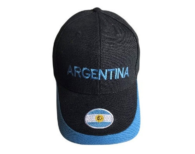 Argentina Flag Tango Country Sports Baseball Ball Caps Hats