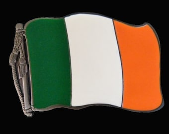 Irish Flag Northern Ireland Dublin Belt Buckles