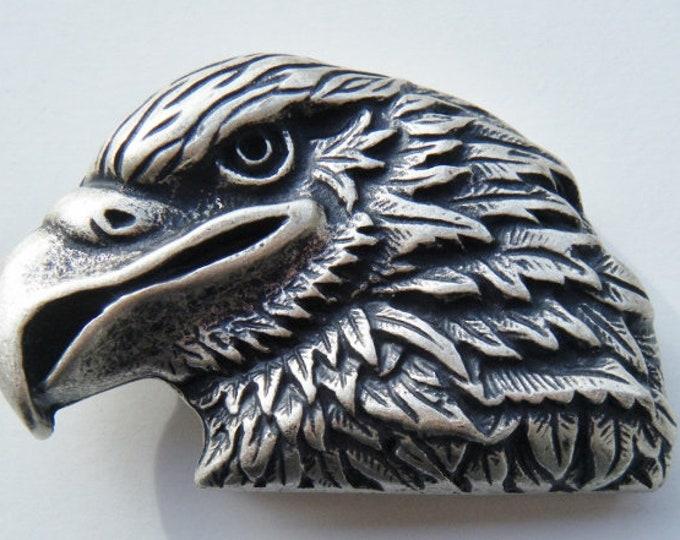 Eagle Head Belt Buckle American Bald Eagles Heads Belts Buckles