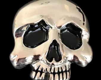 Skull Skeleton Head Punisher Evil Cool Belt Buckle Buckles