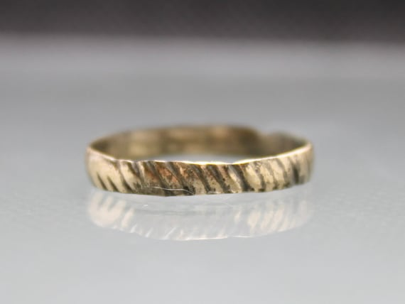 Ancient Medieval Viking Twisted Ring / Beautiful v