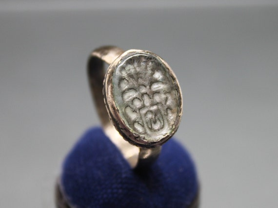 Ancient Medieval Ring. Medieval jewelry. Ancient r