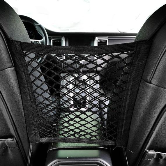 Car organization accessories | car storage organization  | car net organizer between seats | front seat storage | SUV storage