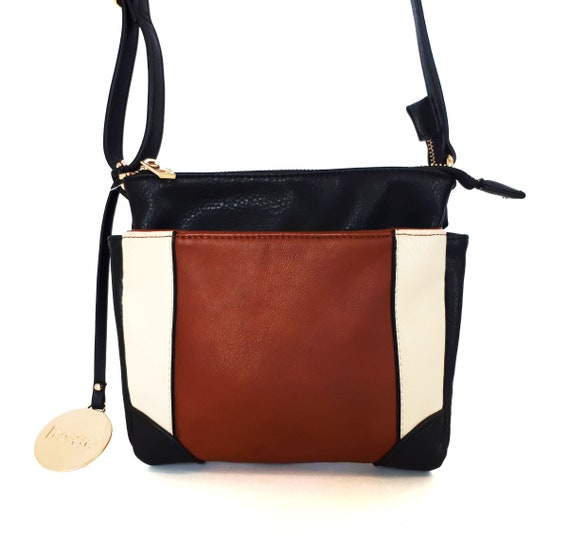 Crossbody Bag Purse for Women Brown