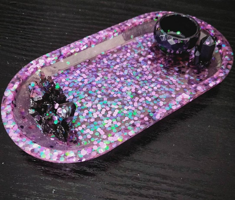 Cupempty pocket  jewelry holder-candle