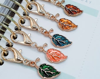 Arrow planner charm journal accessories planner clip  planner decoration zipper charm
