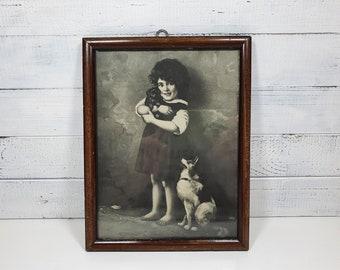 home wall decor photoframe old picture frame USSR Antique wooden photo frame.Soviet vintage wooden photo frame,old wooden picture frame