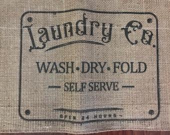 Laundry Room Valance Etsy