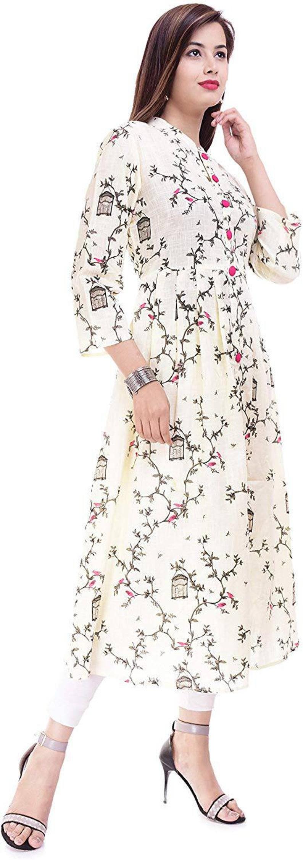 Kurti Straight cotton kurti for women