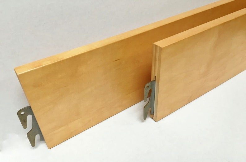 BH104-Natural 76 TwinFull Bed Rails