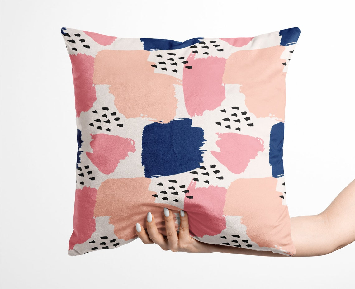 bohemian colourful pattern modern pillow throw cushion