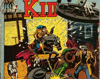Western Kid, The (Marvel) Vol 2 Issue#  1 Dec 1971