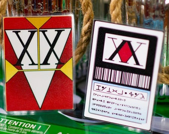 Hunter X Hunter Gon Embroidered iron sew on patch new authentic and licensed