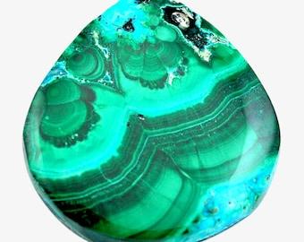 Natural 14.45cts psilomelane black cabochon 17x17 mm oval loose gemstone Handmade By JaipurShopCo