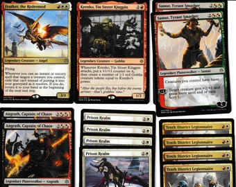 MTG Magic Gathering Day of Dragons Deck Voracious Dragon 60 cards Krenko