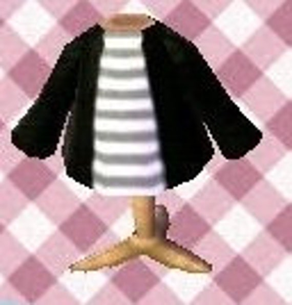 Ancient Magus Bride Animal Crossing New Leaf Outfit Qr Codes Etsy