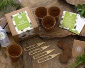 Indoor Herb Garden Grow Kit