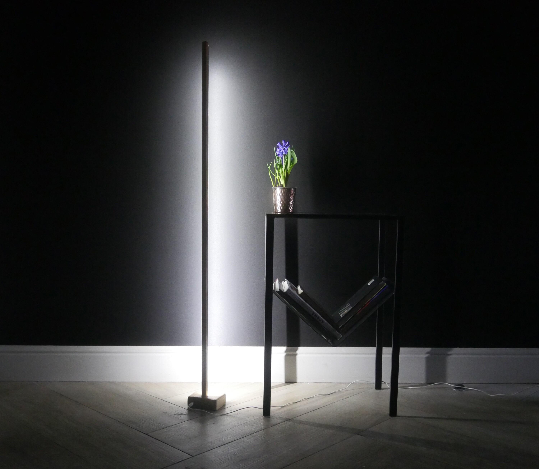 Minimalism Lamp Minimalist Corner Floor, Minimalist Led Corner Floor Lamp Uk