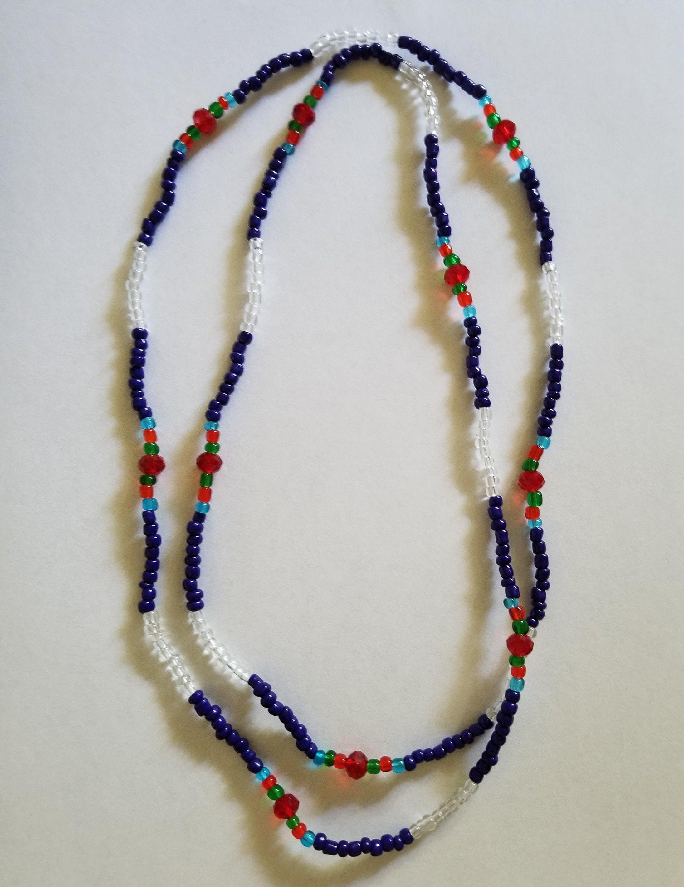 INLE Santeria Bead Necklace