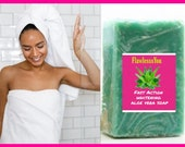 Aloe vera whitening soap , strong whitening soap, fast action whitening soap