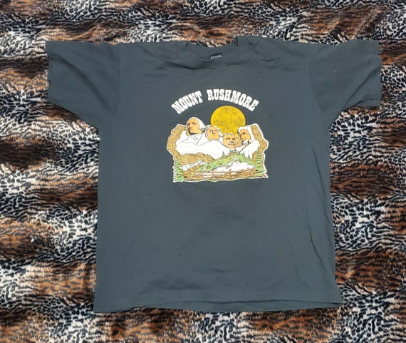 Vintage Rushmore funny shirt - image 1