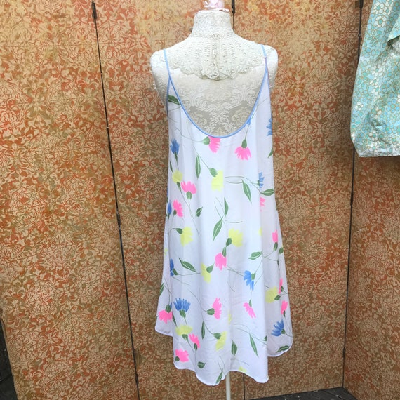 70s Vintage Lucie Ann Nightgown Claire Sandra Luc… - image 6