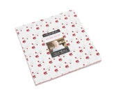 Merry Merry Snow Days Layer Cake Set by Bunny Hill Designs for Moda Fabrics