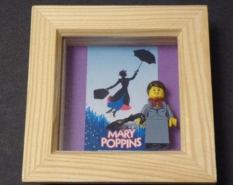 Mary poppins frame | Etsy