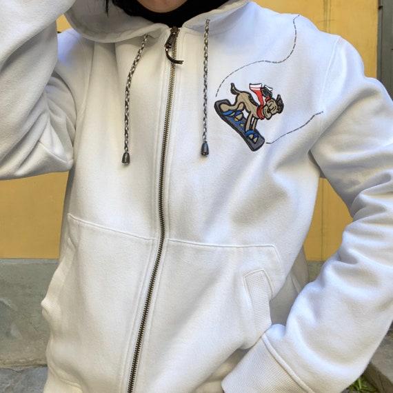 Castelbajac zip sweatshirt