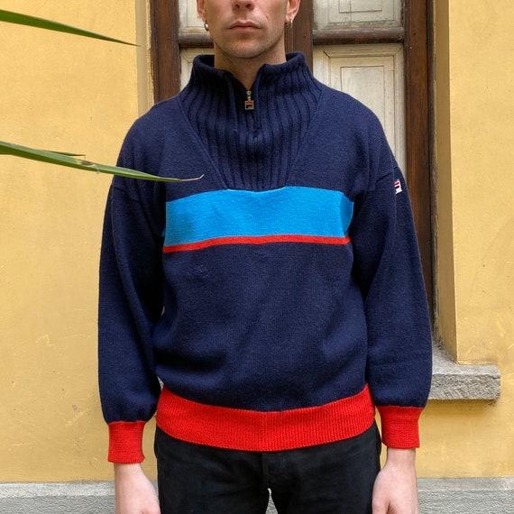 Fila turtle vintage sweater
