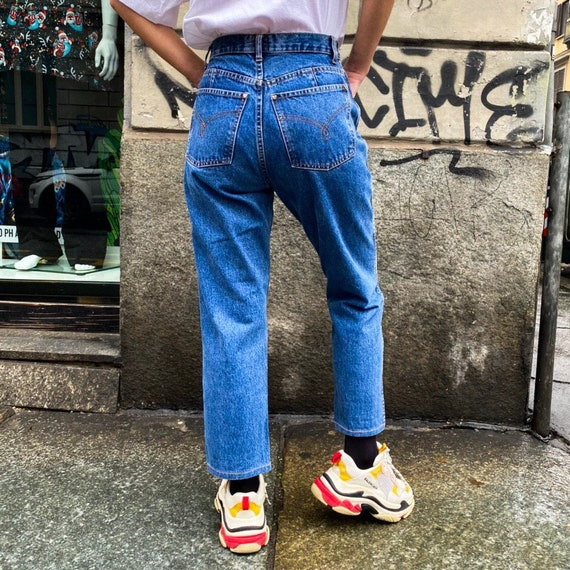Moschino high waisted jeans