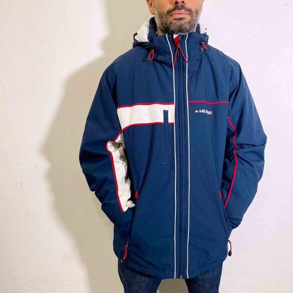 Vintage Tommy Hilfiger windBreaker parka jacket