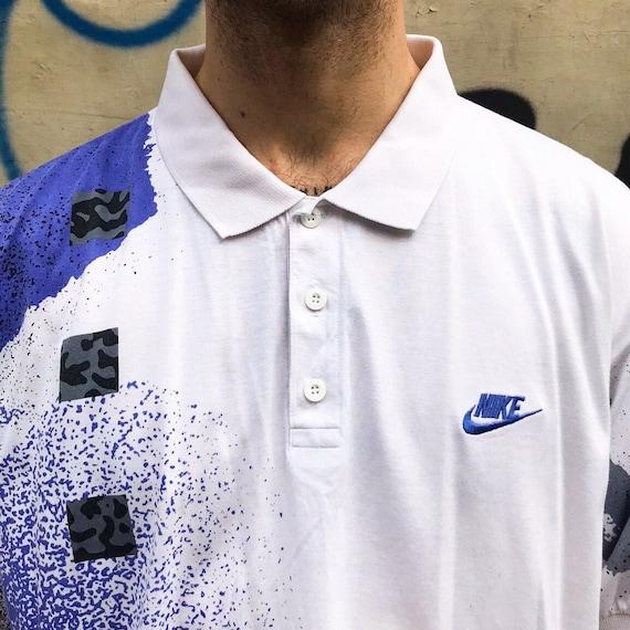 NIKE AGASSI POLO t-shirt