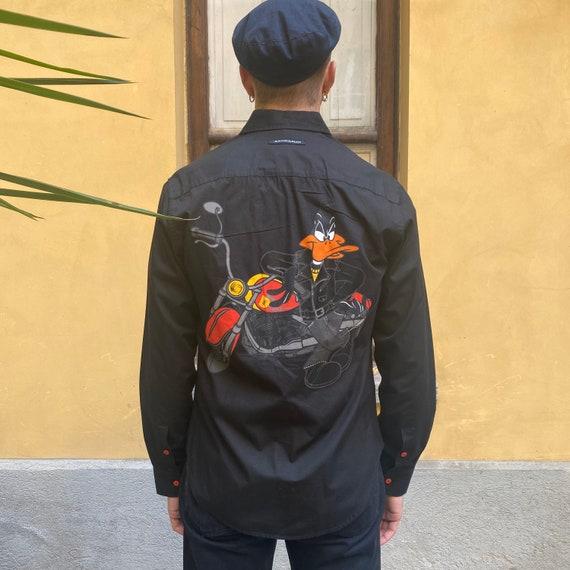 CASTELBAJAC Daffy Duck shirt