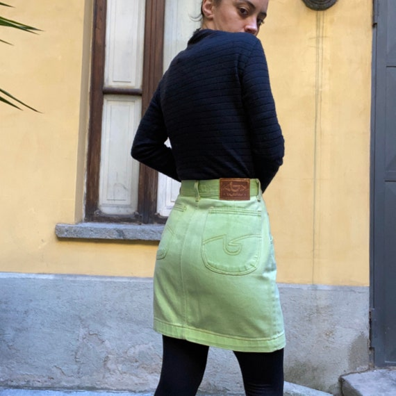 Byblos High waisted skirt - image 5